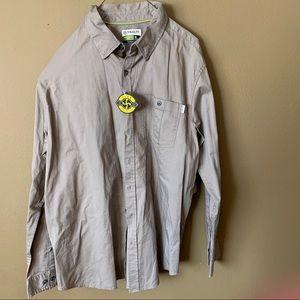 *NEW* magellan button-down XL - $20
